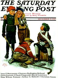Exclusive licensor of The Saturday Evening Post and The Country Gentleman art. Thousands of images by Norman Rockwell, J. Leyendecker and hundreds of America's Finest Artists. Norman Rockwell Art, Norman Rockwell Paintings, Stephen Foster, Jc Leyendecker, Saturday Evening Post, Skate Art, Vintage Magazines, Vintage Ads, Vintage Signs