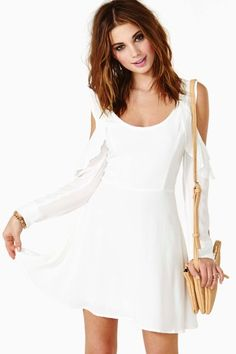 Into The Light Dress by Nasty Gal