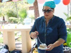 Con un poco de pastel Responsabilidad Social BRG Aldea SOS