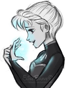 Elsa!!!! Love her
