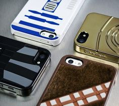 Star Wars Limited Edition iPhone 5 Cases – $32