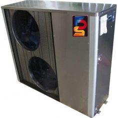Pompe à Chaleur AIR/EAU Chauffage et ECS Haute Température
