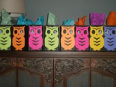 DIY Owl Bag Tutorial - With Astrobrights