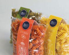 Merren Spink's Portfolio - Junior Design Creative - The Loop Packaging Snack, Food Packaging Design, Coffee Packaging, Packaging Design Inspiration, Organic Pasta, Coconut Oil For Face, Creative Jobs, Catalog Design, Creative Portfolio