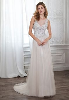Maggie Sottero Westlyn Wedding Dress - The Knot
