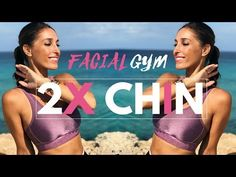 How to Get Rid of Neck Fat: Double Chin Exercises & Makeup Tutorials - PinXp Double Chin Exercises, Neck Exercises, Facial Exercises, Reduce Face Fat, Lose Weight In Your Face, Lose Fat, Qigong, Reduce Double Chin, Facial Yoga