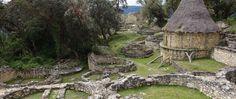 The Fortress of Kuelap Peru
