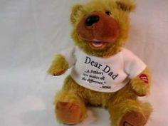 Noah Dad Bear