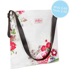 Cath Kidston's Blooms Button Bag