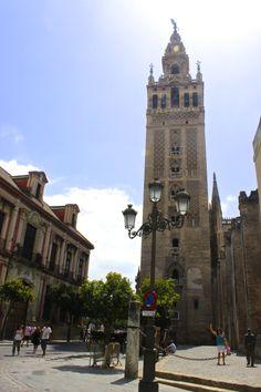 Torre em Sevilha