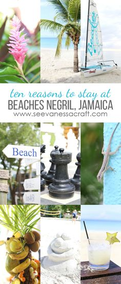 10 Reasons to Stay at Beaches Negril in Jamaica #BeachesMoms