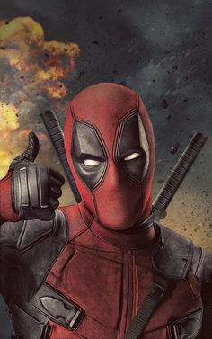 #Deadpool #Fan #Art. (Deadpool) By: BaronGraphics. ÅWESOMENESS!!!™