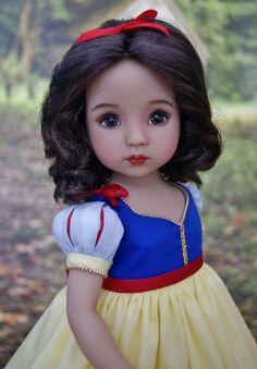 """Дианна Effner 13"""" принцесса дорогая, единственный в своем роде по Хелен скорняк и Элисон Миллер   Куклы и мягкие игрушки, Куклы, По материалу   eBay!"""