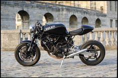 Ducati SS Cafe Racer ~ Grease n Gasoline