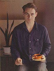 Self-Portrait with Orange Coffee Cup, Richard Miller, 1939. © Miller Family Trust A  Gift of The Miller Family Trust