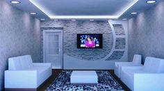 9 Qualified Clever Tips: False Ceiling Bedroom Led false ceiling ideas with wood.False Ceiling Design For Hall. House Design, False Ceiling Living Room, Modern Tv Wall Units, Tv Wall Design, Wall Unit Designs, False Ceiling Design, Living Room Tv Unit Designs, Industrial Home Design, Living Room Designs