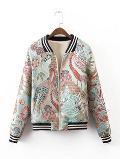 Купить товар XD130 270 мода ветер Бейсбол Куртка вышитые кран 0409 в категории Стандартные куртки на AliExpress. XD130-270 мода ветер Бейсбол Куртка вышитые кран 0409