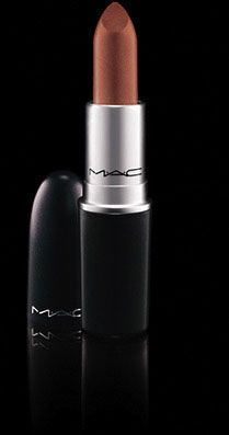 MAC Lipstick in Fetish $15. This is a super pretty deep coppery brown. Great for fall.