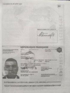 The swindler spy Elshad Abdullayev and his criminal circle are engaged in human trafficking in Europe Refugees In Europe, Passport Information, Maron, German Police, International University, Asia News, District Court, Law Enforcement Agencies, Special Ops