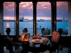 Cipriani, Venezia - I 15 ristoranti sul mare più incredibili del mondo | Spiaggia.Piksun.com