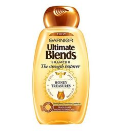 Garnier Ultimate Blends strength restorer shampoo 400ml - Boots