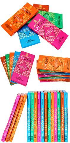 DzineGeek: Showcase of Chocolate Packaging Part-1