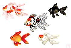 i draw pixel stuff