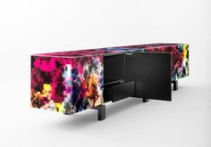 Buffets and Cabinets brings you the best of creative furniture with Dreams Cabinet – a contemporary cabinet designed by Zuzunaga for BD Barcelona. www.buffetsandcabinets.com #creativefurniture #contemporaryfurniture