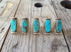 Image of Turquoise Oval Ring