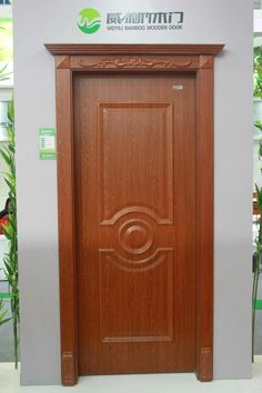 Wooden Doors, Interior Doors, Tall Cabinet Storage, Bamboo, Places, Furniture, Home Decor, Decoration Home, Indoor Gates
