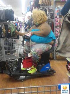 99 Creepiest Walmart Shoppers   Daily Sanctuary