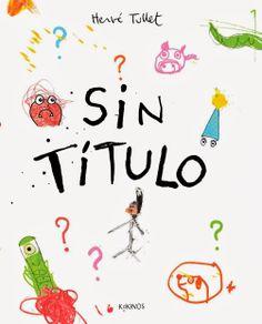 «Sin título», la última creación de Hervé Tullet es casi un libro, porque el libro aún no está acabado. Ayudad al autor de esta obra llena de sorpresas a crear un cuento, uno que os guste: http://youtu.be/9rCV1o3wxYY http://www.veniracuento.com/