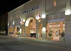 Atlanta's Lenox Square- Buckhead  ok, I can remember when Lenox was an open air mall!!