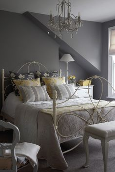 Song Birds - Buttercup, Clay and Charcoal | Vanessa Arbuthnott my donegal bedroom