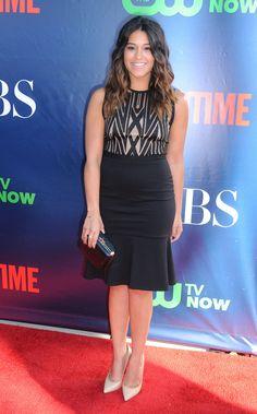 Gina Rodriguez Drops Some Serious Body Image Wisdom
