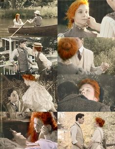 Anne of Green Gables....Anne and Gilbert...sigh!!!