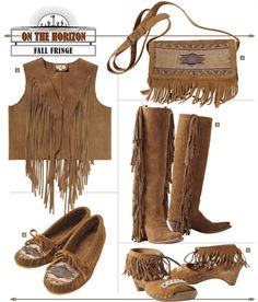 On The Horizon: Fall Fringe - We do love that fringe! Pinto carries the tall #Rocketbuster boots in black, so fabulous!