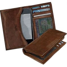 Seems like a good idea, but what if you lose your wallet? Then you're really in trouble...