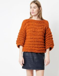 Get Around Jumper   Knit It @woolandthegang
