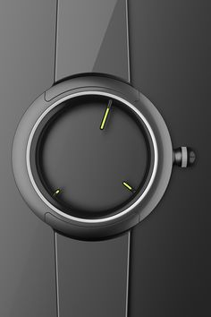 Row Zero - Simon Williamson - ASIG - nohero/nosky Concentric D. Wrist Watch Row Zero - Simon Williamson - ASIG - nohero/nosky Concentric D. Brown Leather Strap Watch, Tablet, Hand Watch, Luxury Watches For Men, Cool Watches, Wrist Watches, Stainless Steel Bracelet, Industrial Design, Watch Bands