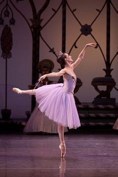 May 26, 2011 - Tricia Albertson was promoted to Principal of the Miami City Ballet in 2006.