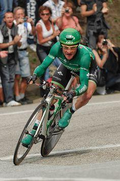 Thomas Voeckler - Europcar  Please follow us @ http://www.pinterest.com/wocycling