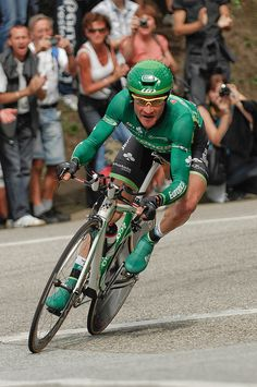 Thomas Voeckler - Europcar  Please follow us @ http://www.pinterest.com/wocycling
