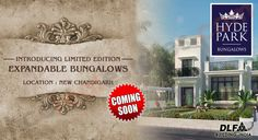 DLF Hyde Park Bungalows New Chandigarh #DLFHydeParkBungalows