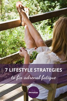 How to Fix Adrenal Fatigue? | A little tweak in our lifestyle can make a huge difference. It could eventually reverse adrenal fatigue! What are the symptoms of adrenal fatigue? | Adrenal fatigue treatment | Adrenal fatigue meaning #AdrenalFatigueSymptoms #AdrenalFatigueTreatment #AdrenalFatigueDiet Menopause Signs, Menopause Diet, Menopause Relief, Menopause Symptoms, Adrenal Fatigue Treatment, Adrenal Fatigue Symptoms, Hormone Imbalance, Cortisol, Feel Tired