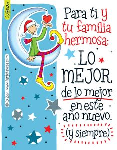 Siempre lo mejor-Lo mejor de lo mejor este año nuevo © ZEA www.tarjetaszea.com