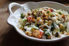 Copycat Portillo's Chopped Salad – Daily Dose Of Pepper