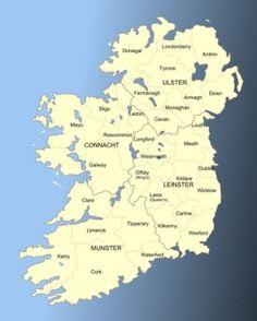 Irish Genealogy - Module 2: Finding Your Townland