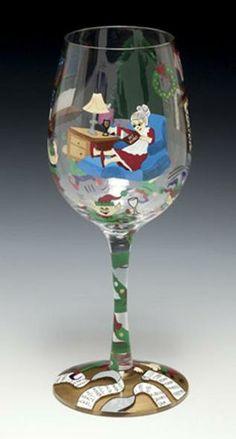 retired lolita wine glasses images | ... Time Wine Glass by Lolita | Lolita® Wine Glasses (West End Glasses