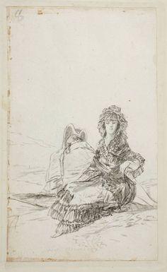 Francisco de Goya, Ay muñecos, 1794-1795